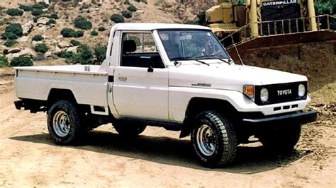 Toyota Land Cruiser Pickup Worldwide J79 1984 90 Youtube