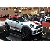 2012 MINI John Cooper Works Coup&233  Review SuperCarsnet