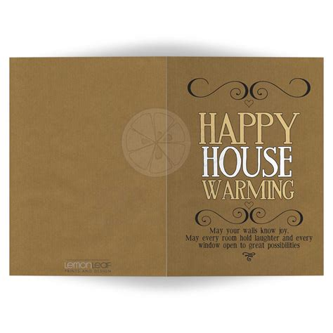 happy housewarming card templates happy housewarming greeting card
