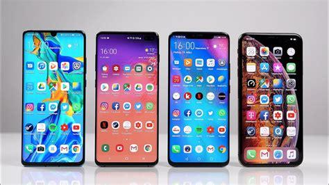 huawei p pro  samsung galaxy   mate  pro  apple iphone xs max benchmark