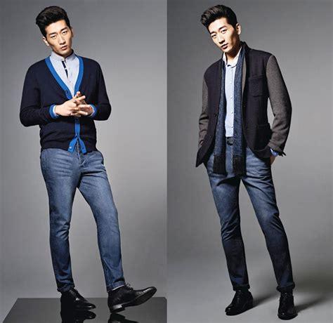 Designers Start Menswear Season In by Shanghai Tang 2013 2014 Fall Winter Mens Lookbook Denim