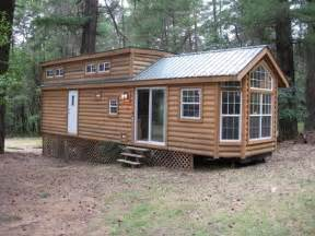 park model log cabin for sale