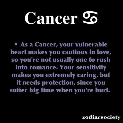 quotes about cancer zodiac quotesgram