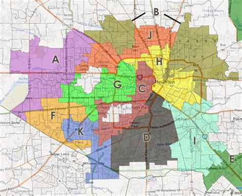 houston district j map january 171 2011 171 greg s opinion