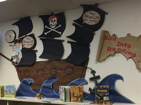 Decoration Theme Pirate by Book Fair Pirate Theme Ideas Bookfair