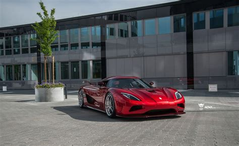 custom koenigsegg koenigsegg agera r hypercar sits down on custom luxury