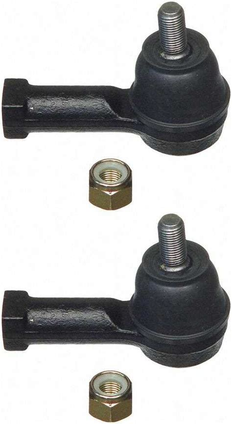Tie Rod End Accent 1set Berkualitas 2 premium outer tie rod ends pair for left driver and right passenger set kit ebay
