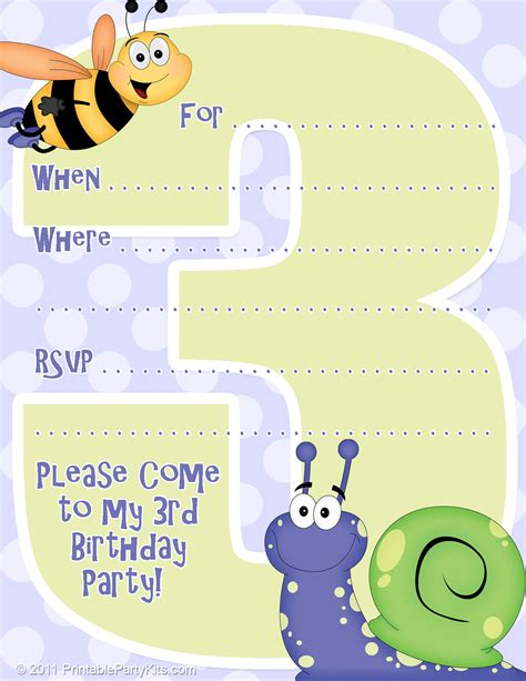 printable birthday party invitations free printable birthday party invitations drevio