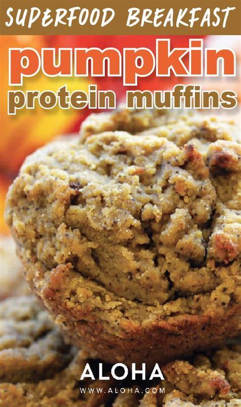 protein muffins recipe 1000 ideas about pumpkin protein muffins on
