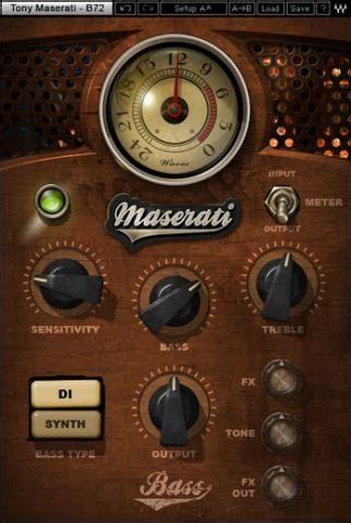 maserati waves waves tony maserati plugins para postproceso de audio