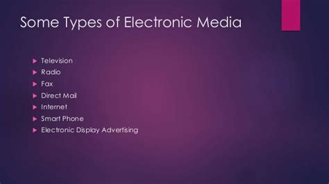 8 Advantages Of Electronic Communication by Social Media