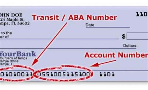 Routing Number Lookup Pin Check Routing Number On