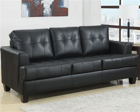 bonded leather sofa bed leather sofa sleeper furniture chicago