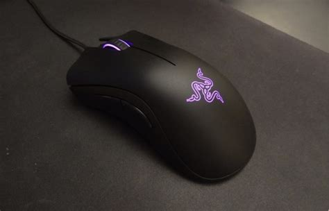 Mouse Deathadder Chroma razer deathadder chroma gaming mouse an fps player s review