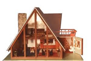 A Frame House Kit Call Of The Small Mon Chalet Amour
