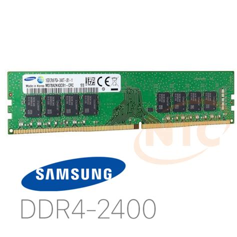 Ram Ddr4 2400 ram samsung 16gb ddr4 2400 thegioimaychu vn
