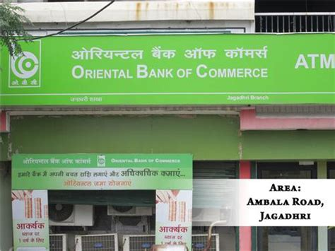 bank of commerce branches bank of commerce branches in ambala obc bank in