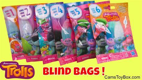 Dreamwork Trolls Blind Bag Series 2 Series 3 Complete Your Collect dreamworks trolls blind bags opening series 6 5 4 3 2 1