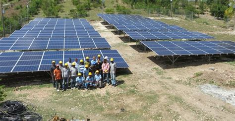 Haiti Solar Electric Light Fund