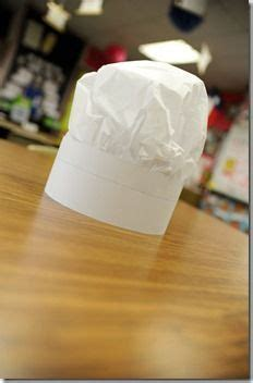 How To Make Tissue Paper Hats - 4th grade 5 on task cards