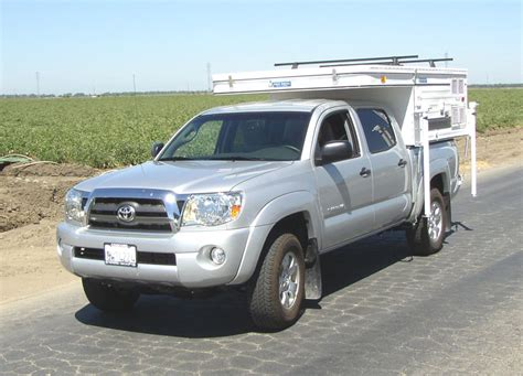 Toyota Tacoma Pop Up Cer Pop Up Truck Cers For Toyota Tacoma Autos Post