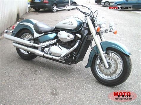 2003 Suzuki Intruder 800 Review Guide Suzuki Suzuki Vs800 Intruder Vz800 Marauder Vl800