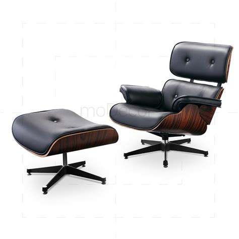 eames chair and ottoman eames lounge chair and ottoman black with rose wood 163