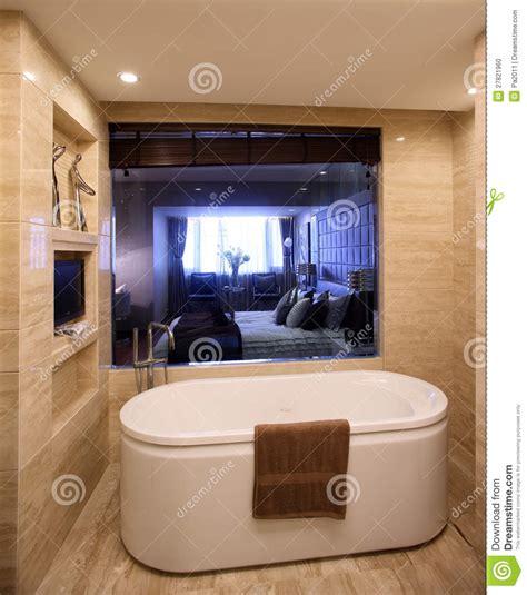 innenarchitektur badezimmer moderne innenarchitektur badezimmer stockfoto bild