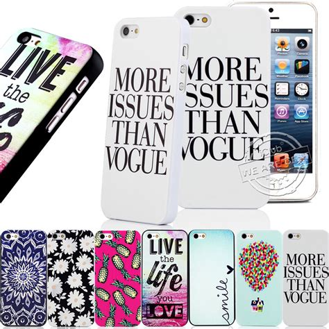 Plastic Motif Ipod Touch 5 Apple Doodle Diskon 1115 fashion painted pattern back plastic pc cover for apple iphone 5c 5s