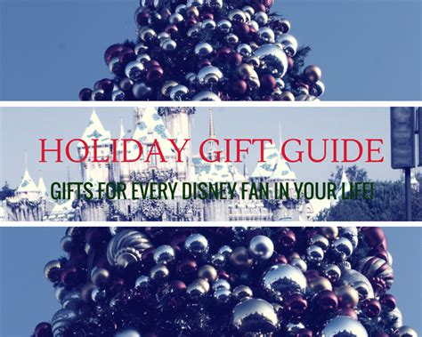 gifts for disney fans holiday shopping guide gifts for every disney fan in