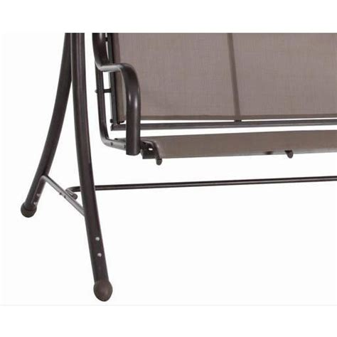 lawn swing replacement parts replacement canopy for hton bay solar swing garden winds