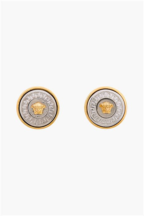 the trueself versace mens earrings
