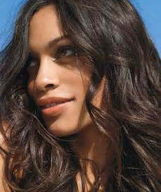 exclusive interview with zookeeper star rosario dawson shape magazine