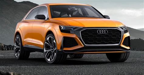 New Audi 2018 Models by Audi Plans Launching Four New Models By Mid 2018