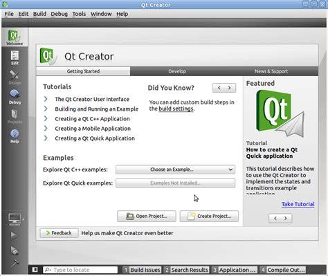 qt exles qt grandyang qtcreatorbug 3024 qt quick exles are not available