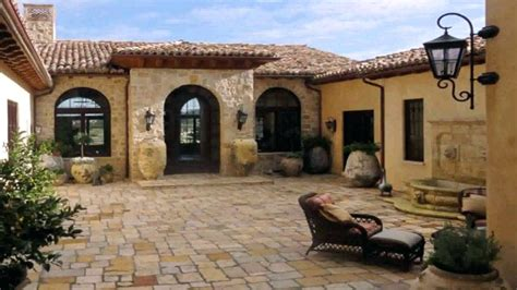 homes with courtyards in the center by design ideas best