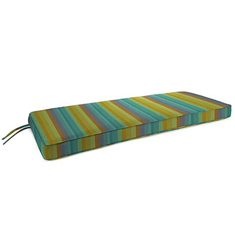 bench cushion 48 x 18 buy 18 inch x 48 inch 2 person bench cushion in sunbrella