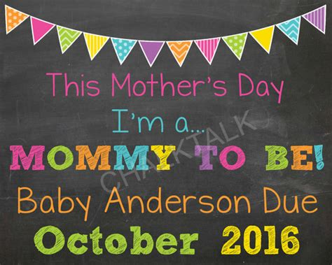 mothers day pregnancy announcement s day pregnancy announcement s day