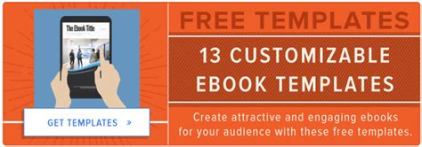 download 13 free ebook templates