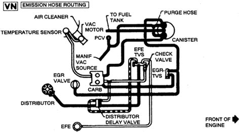 Need A Vacuum Diagram For A 1981 Z Engine Fixya