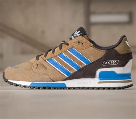 Sepatu Adidas Zx750 02 adidas zx 750 na lato