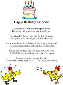 Everybuddy have a great dr seuss kinda day