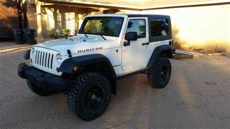 White 2 Door Jeep Wrangler Jeep Rubicon White 2 Door Mitula Cars