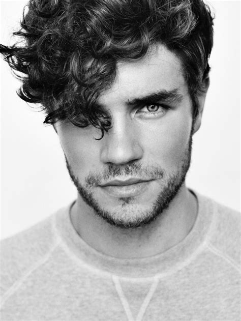 malr hair tumbir 17 best images about men s curly hairstyles on pinterest