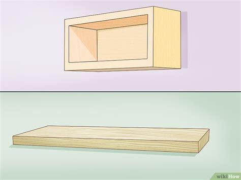 costruire uno scaffale in legno 5 modi per costruire uno scaffale wikihow