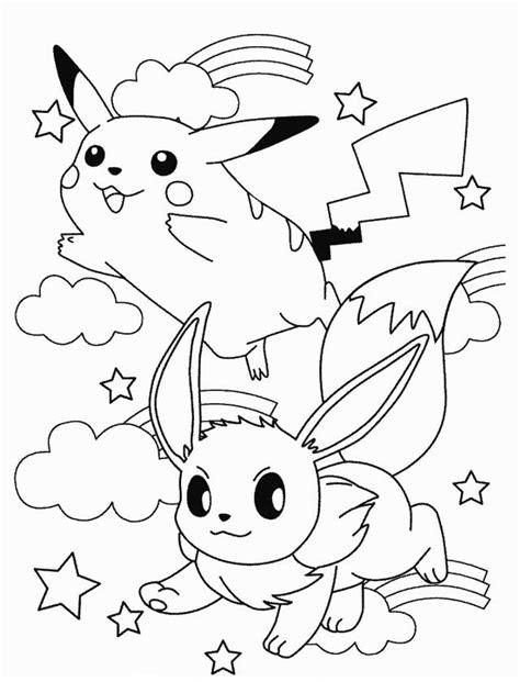 pokemon coloring pages lillipup fargelegging pokemon 5