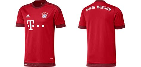 Fc Bayern Trikot 2015 2098 by Fc Bayern Trikot 2015 Adidas Fc Bayern M Nchen Trikot