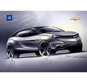 Rendered A Chevy Camaro Crossover  GM Authority