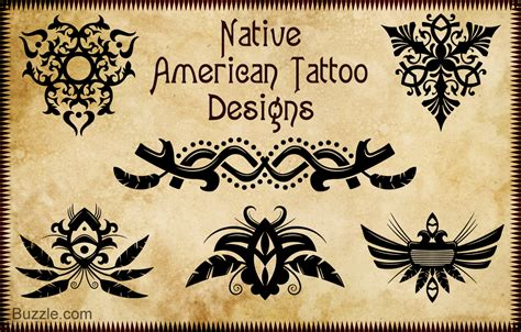 eye catchy native american tattoos that ll make you proud
