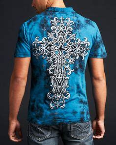 tattoo xtreme act xtreme couture by affliction mens t shirt offering skulls